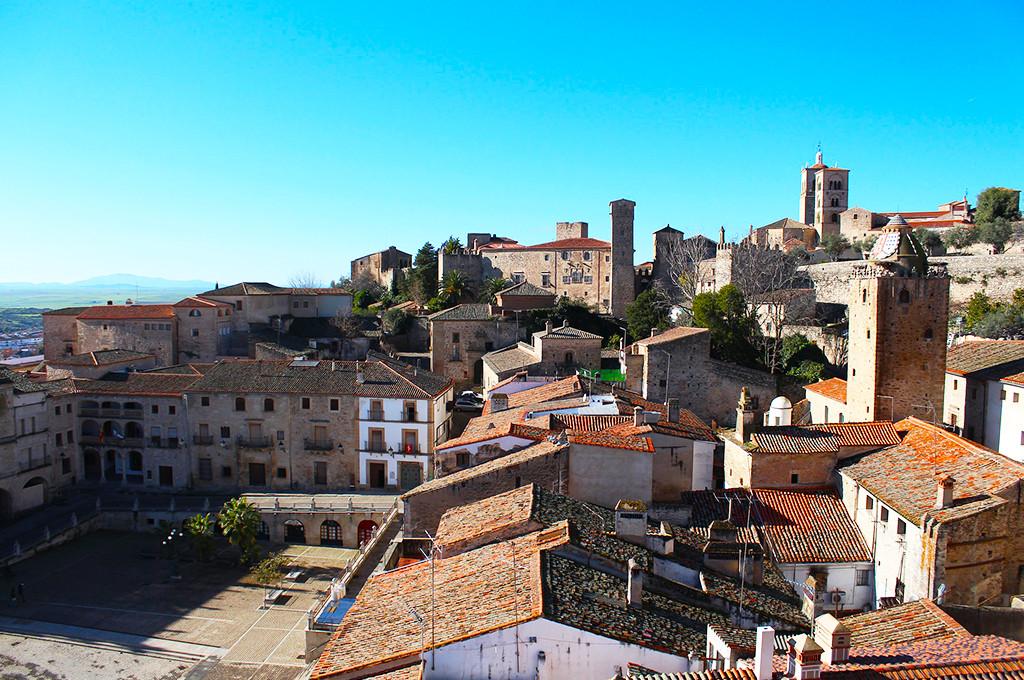 Trujillo, tierra de conquistadores