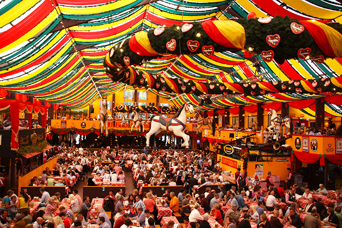 Todas las curiosidades del Oktoberfest